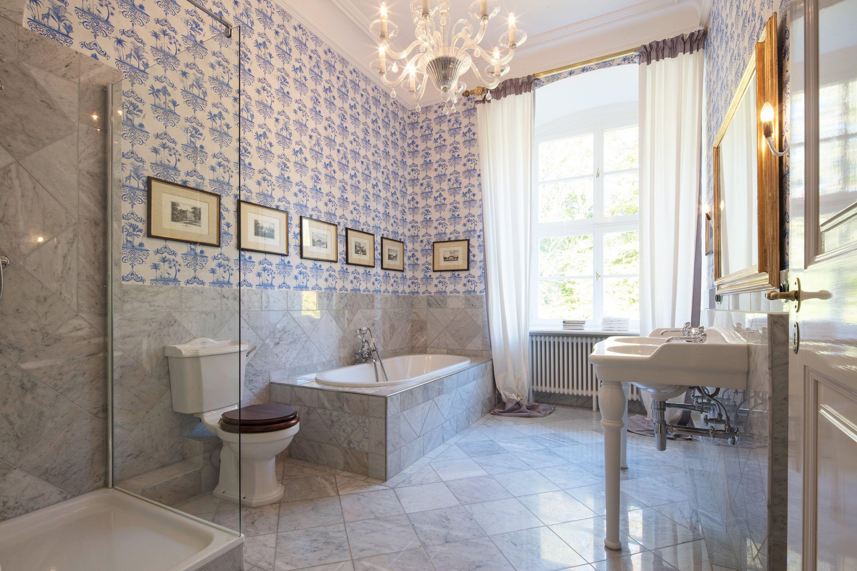 Nostalgie Badezimmer Badezimmer Stil Badezimmer Traditionelle Bader