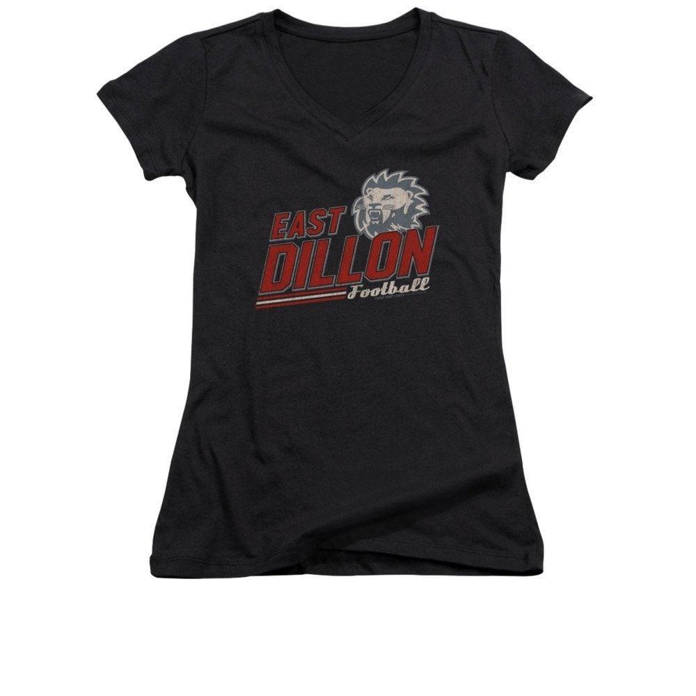 Friday Night Lights - Athletic Lions Juniors V-Neck T-Shirt