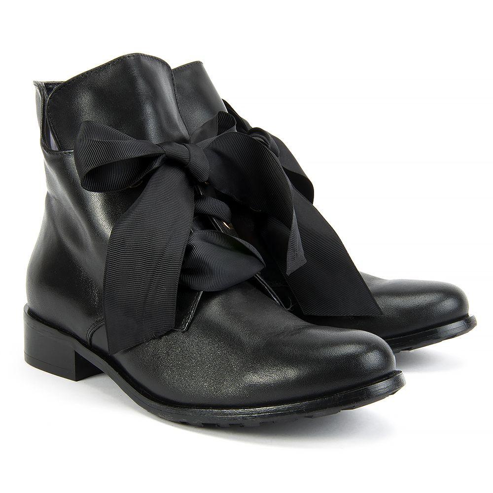 Trzewiki Eksbut 77 4538 155 1g Czarne Polbuty I Mokasyny Botki Na Koturnie Botki Na Plaskim Obcasie Botki Na Obcasie Bo All Black Sneakers Shoes Sneakers