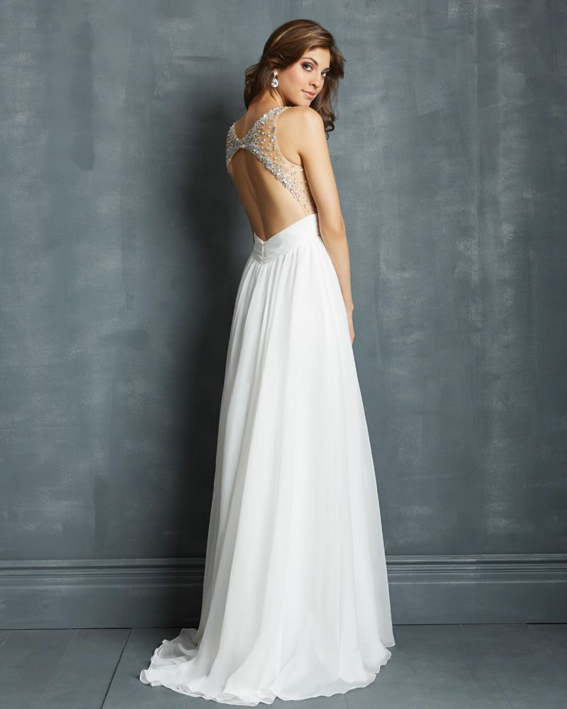 prom dresses open back skinny straps - Google Search | PROM ...