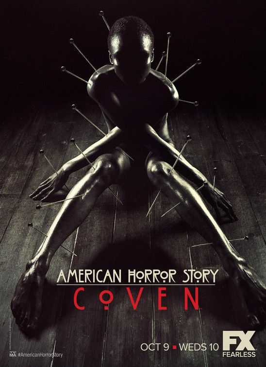 American Horror Story Movie Poster Season 3 Is A Foray Into