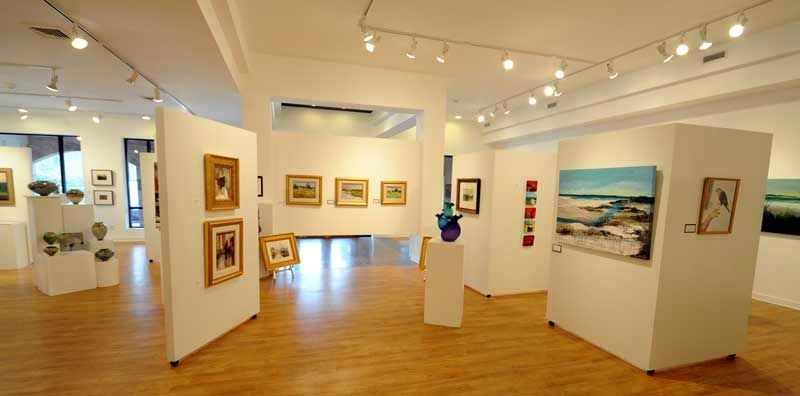 City Art Gallery is a fine arts gallery located in Greenville, North  Carolina. The