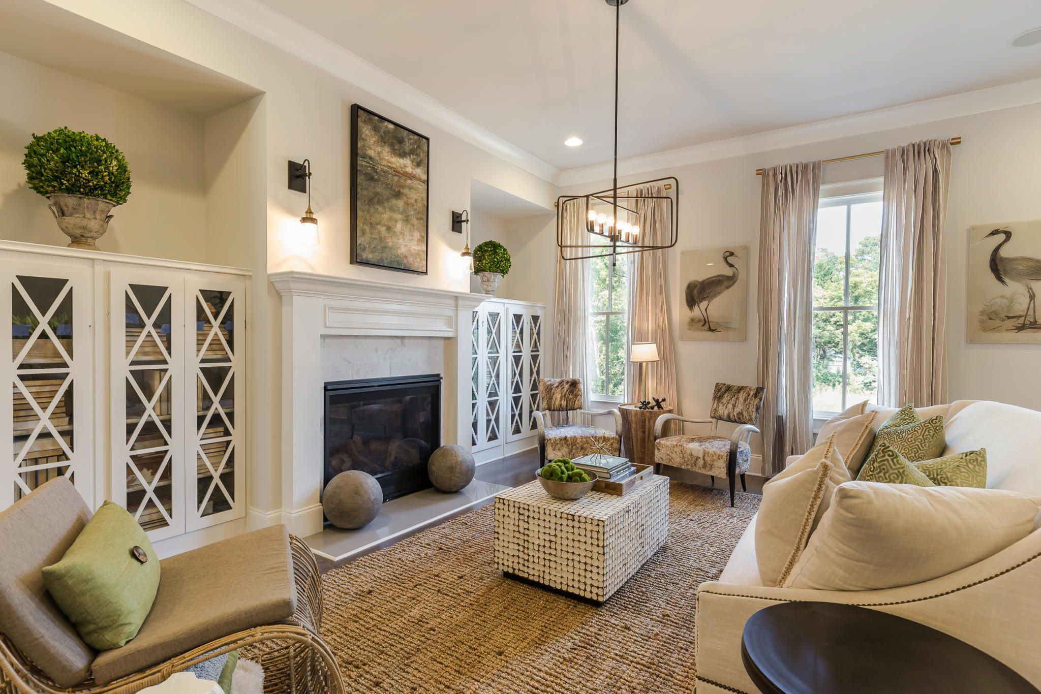 Traditional With A Modern Twist Natural Tones In 2020 Traditional Style Living Room New Homes Traditional Style Living Room Designs #traditional #pictures #for #living #room