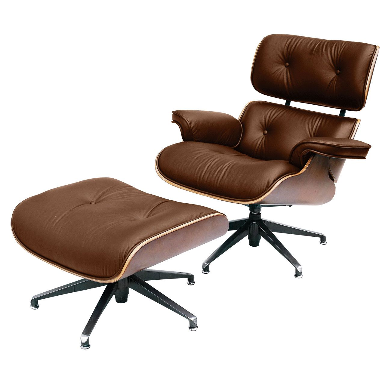 The perfect home office or home library chair. Grab a book, sit back and .  This iconic lounge chair has a 15 degree recline ...