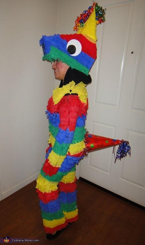 pinata halloween costume contest at costume costume box ballon carton. Black Bedroom Furniture Sets. Home Design Ideas