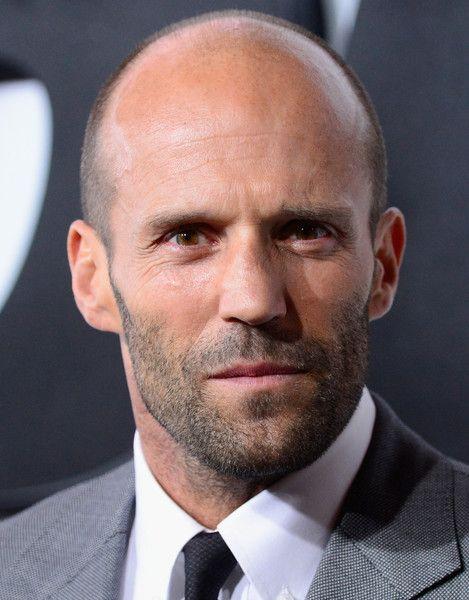 Jason Statham Photos Photos Premiere Furious 7 Arrivals Good Looking Bald Men Jason Statham Statham