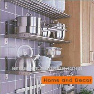 Repisa Para Ollas Con Imagenes Cocinas Repisas Interiores