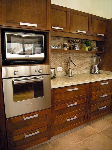 Amoblamiento de cocina a medida ideas para cocinas en - Amoblamiento de cocina ...