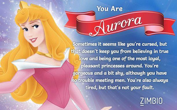 Aurora personality