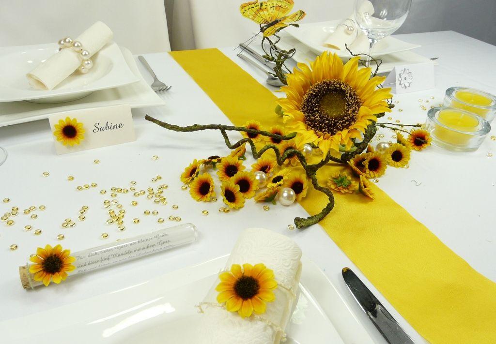 Sommerdeko Mit Sonnenblumen 70 Wunderschone Ideen Fur Eine