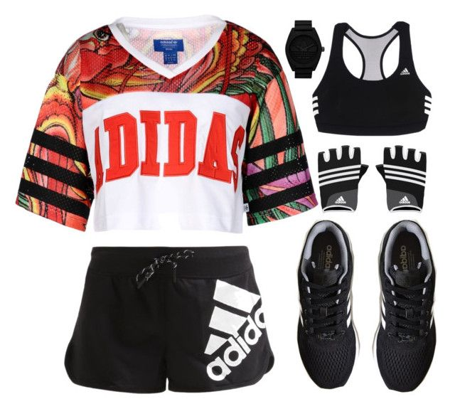 LIKE TO BE ON MY TAGLIST | Fashion, Polyvore, Adidas originals