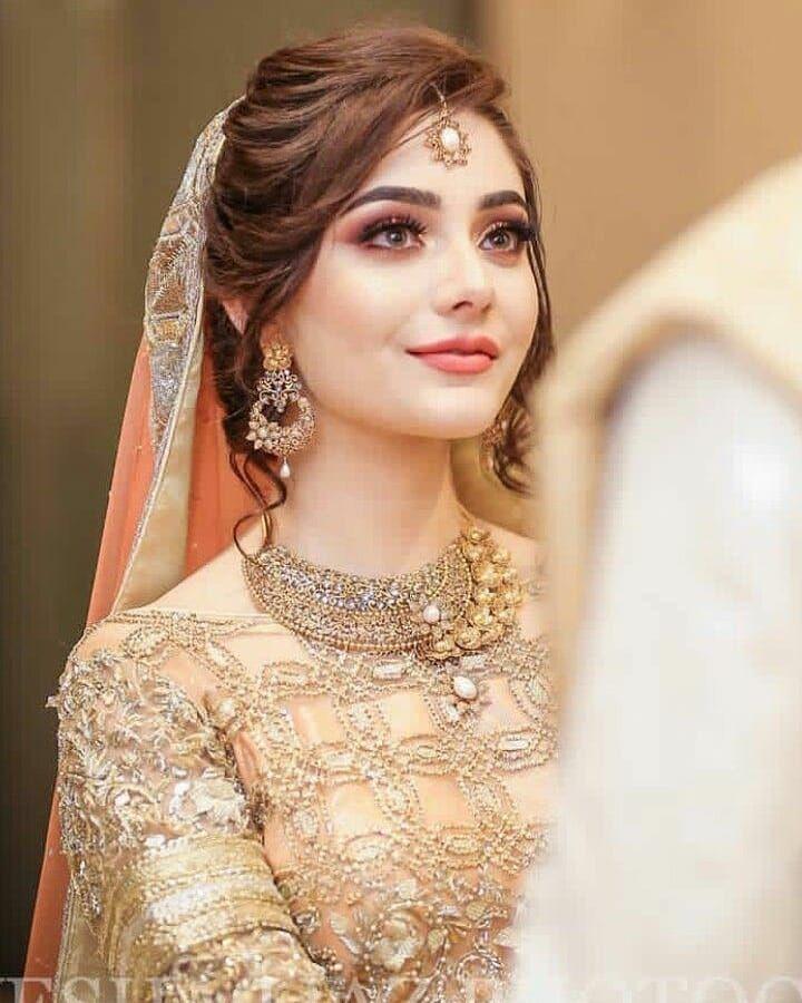 Gorgeous Valima Bride Ayeshaijazphotography Pakistani Bridal Hairstyles Indian Bride Hairstyle Bridal Hairstyle Indian Wedding