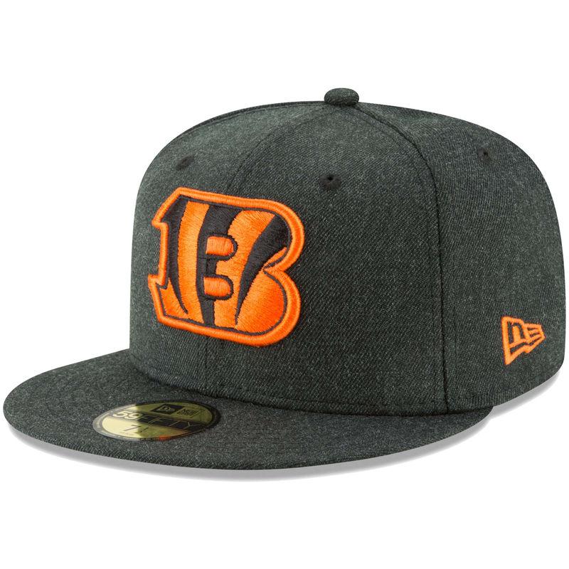 New Era 59Fifty Cap NFL BLACK Cincinnati Bengals