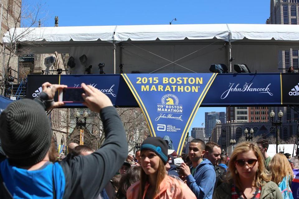 Boston eager to reclaim Marathon Monday Marathon, Boston
