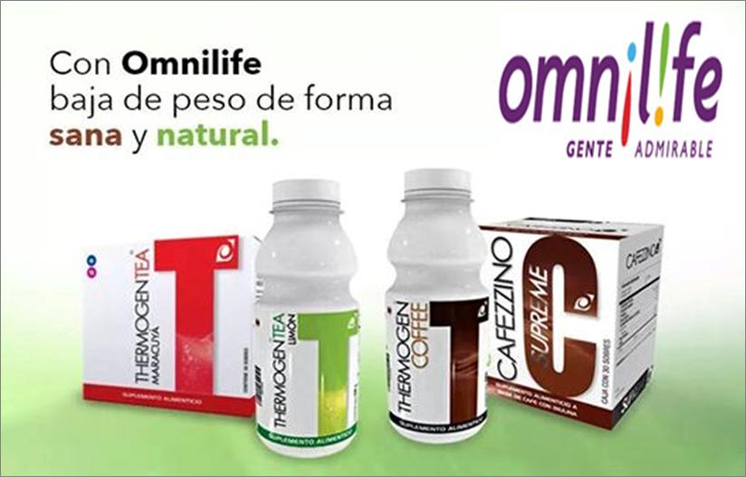 Que productos omnilife son para bajar de peso
