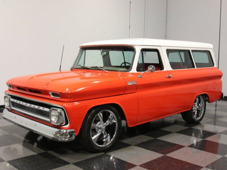 1965 Chevrolet Suburban Suv For Sale 1780356 Chevrolet Suburban