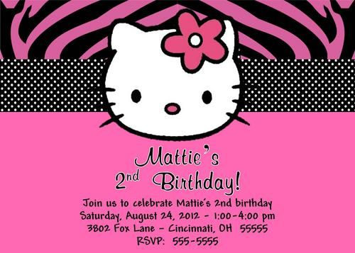 Get hello kitty birthday party invitations ideas download this get hello kitty birthday party invitations ideas download this invitation for free at http filmwisefo Image collections