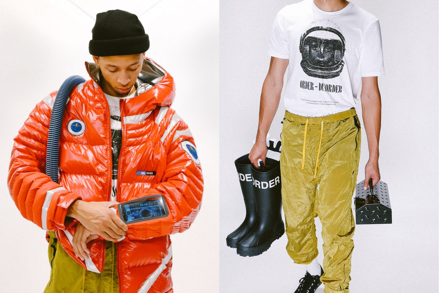 07479a2b12d Bodega UNDERCOVER Fall Winter 2018 Collection editorial collaborations converse  chuck taylor 2001  A Space Odyssey