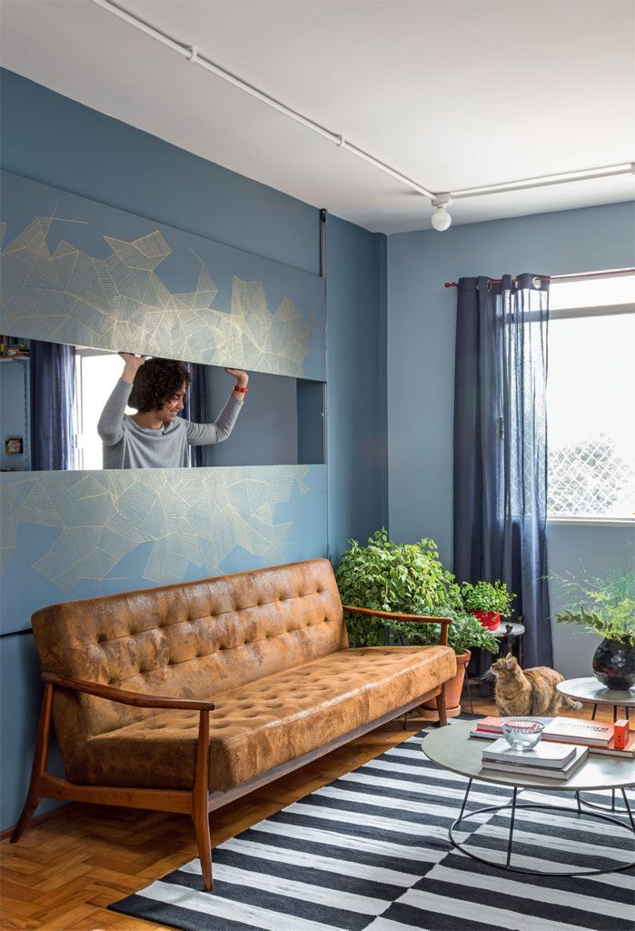 8 boas ideias para decorar um apartamento pequeno gastando - Decorar apartamento pequeno ...