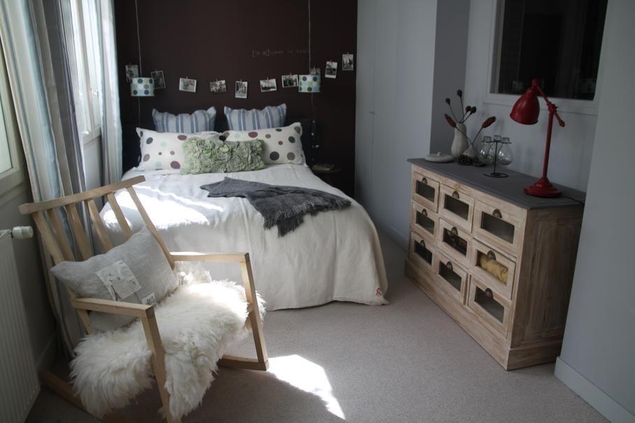 1000 images about chambre adulte bedroom on pinterest belle pop art and hanoi - Modele De Chambre