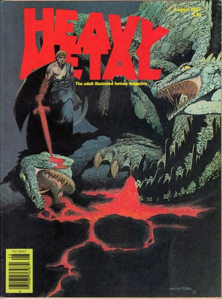 cover by Berni Wrightson