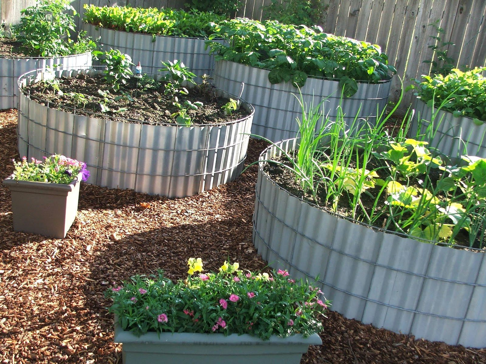 Raised Bed Garden Design Ideas Modern Raised Garden Beds