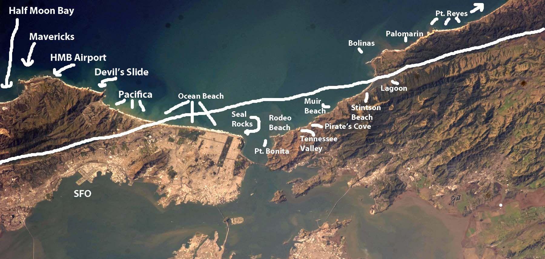 San Andreas ground rupture 48K Best