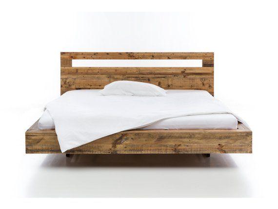 Woodkings Bett Marton 180x200 Holzbett Bettrahmen Doppelbett