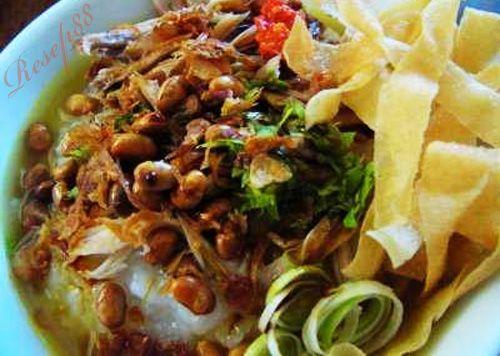 Resep Untuk Membuat Bubur Ayam Istimewa Resep Masakan Resep Resep Masakan Indonesia