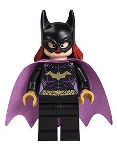 sh092: Batgirl | Brickset: LEGO set guide and database