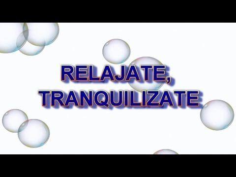 Relajación, ejercicio para Relajarse y Respirar