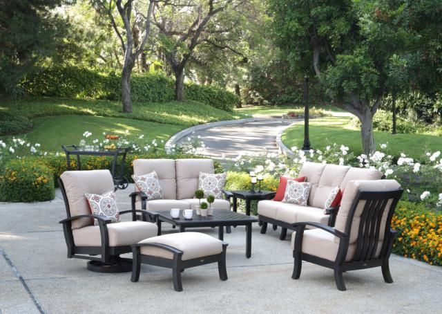 Top Garden Furniture Brands You Need To Know Outdoor Sofa Sets