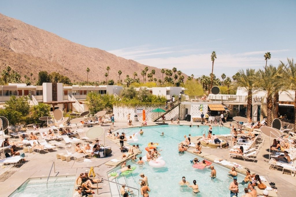 A hip Palm Springs playground, Ace Hotel & Swim Club offers ... Map Of Palm Springs Tourism on map of rancho mirage, map of zumanity, map of places to visit, map of attractions, map of travel guide, map of california travel, map of la quinta, map of zip code, map of palm desert, ca, map palm springs home s stars, map of laughlin, map of cathedral city,