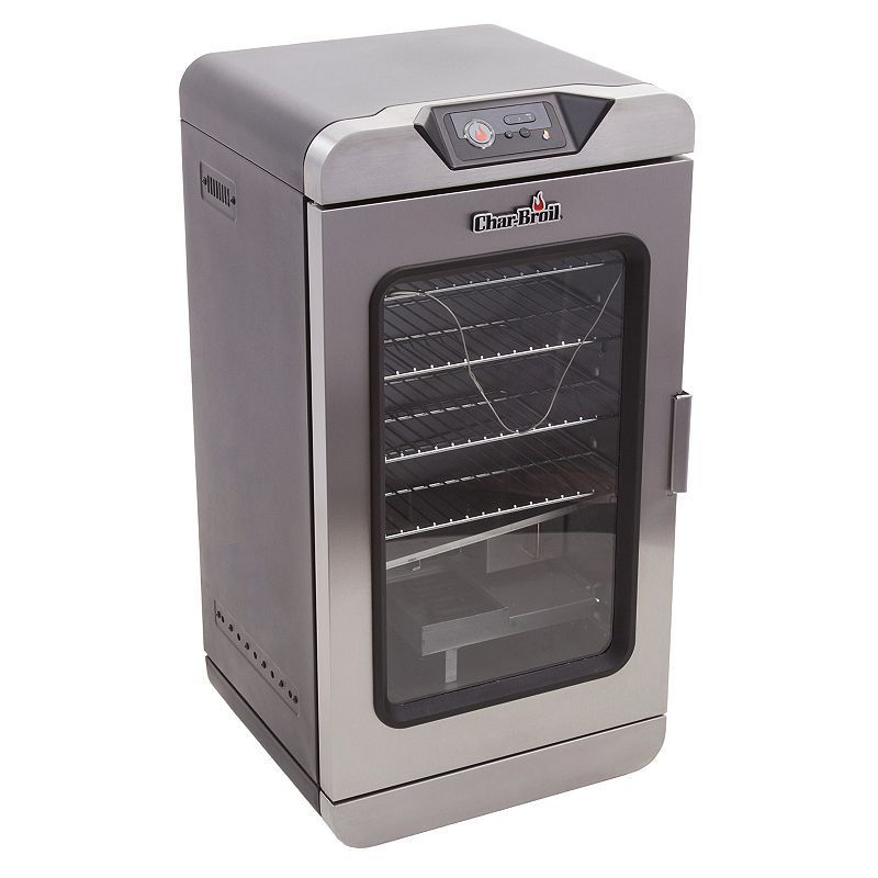Char Broil Smartchef Connected Digital Electric Smoker Ahumador