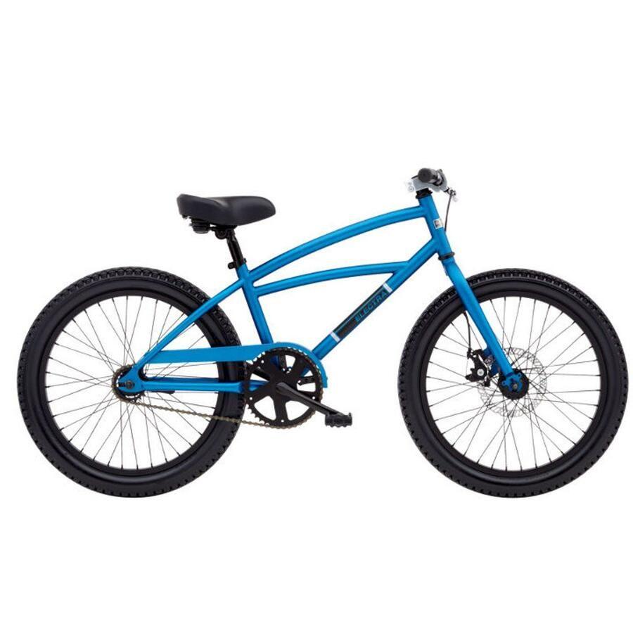 Electra Moto 1 Jungen Fahrrad 20 Zoll Blau Beachcruiser Kinder