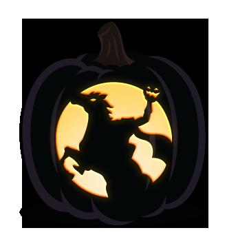 Headless Horseman Headless Horseman Pumpkin Carving Pumpkin Carving Patterns