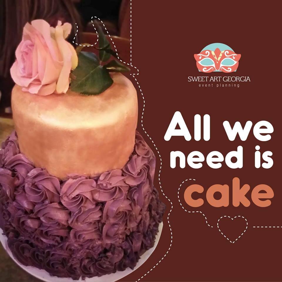Con /SweetArtGeorgia siempre tendrás una buena excusa para un delicioso #pastel!  Llámanos: +1 770-374-8522 o visita nuestro website.