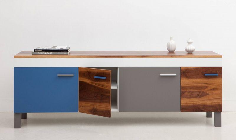 Cache Cabinet | Designer: Zoë Mowat -