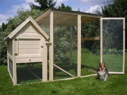 h hnerstall kaninchenstall peppo 303 artgerechter umgang mit kaninchen pinterest. Black Bedroom Furniture Sets. Home Design Ideas