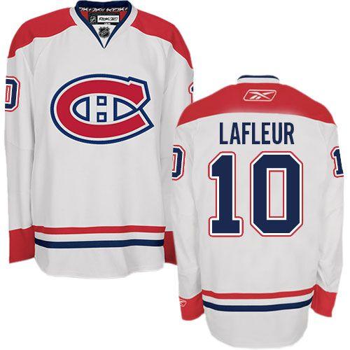 Guy Lafleur Jersey-Buy 100% official Reebok Guy Lafleur Men's Authentic White  Jersey NHL
