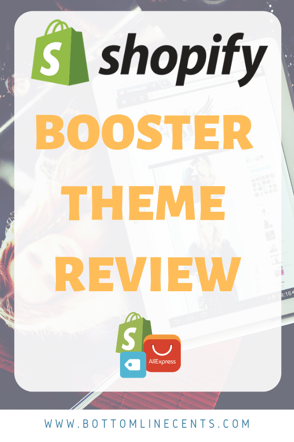 The Ultimate Shopify Booster Theme Review Shopify