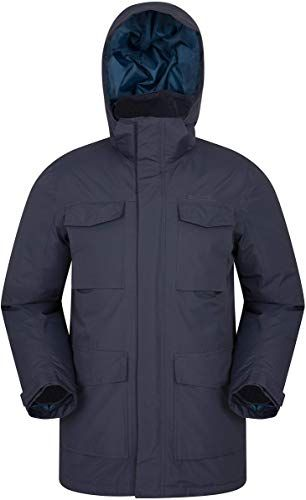 Photo of Enjoy exclusive for Mountain Warehouse Concord Extreme Mens Down Autumn Long Jacket online – Thegreatideas