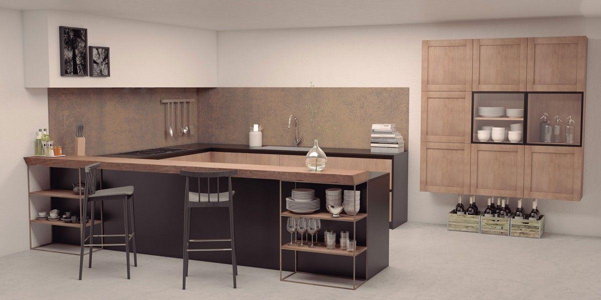 Diseño de interiores y estancias. Interiorismo de cocinas ...