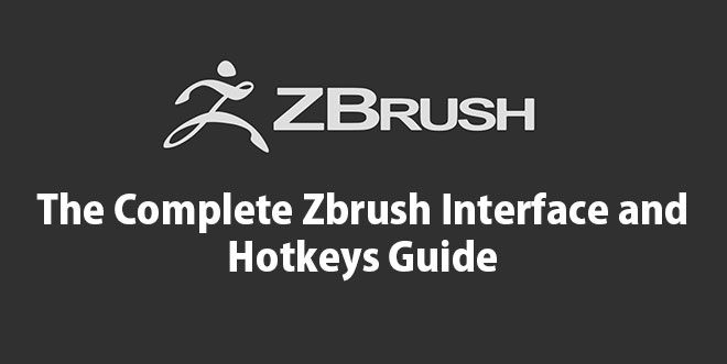 The Complete Zbrush Interface and Hotkeys Guide by vfxmill VFXMill presented this comprehensive and