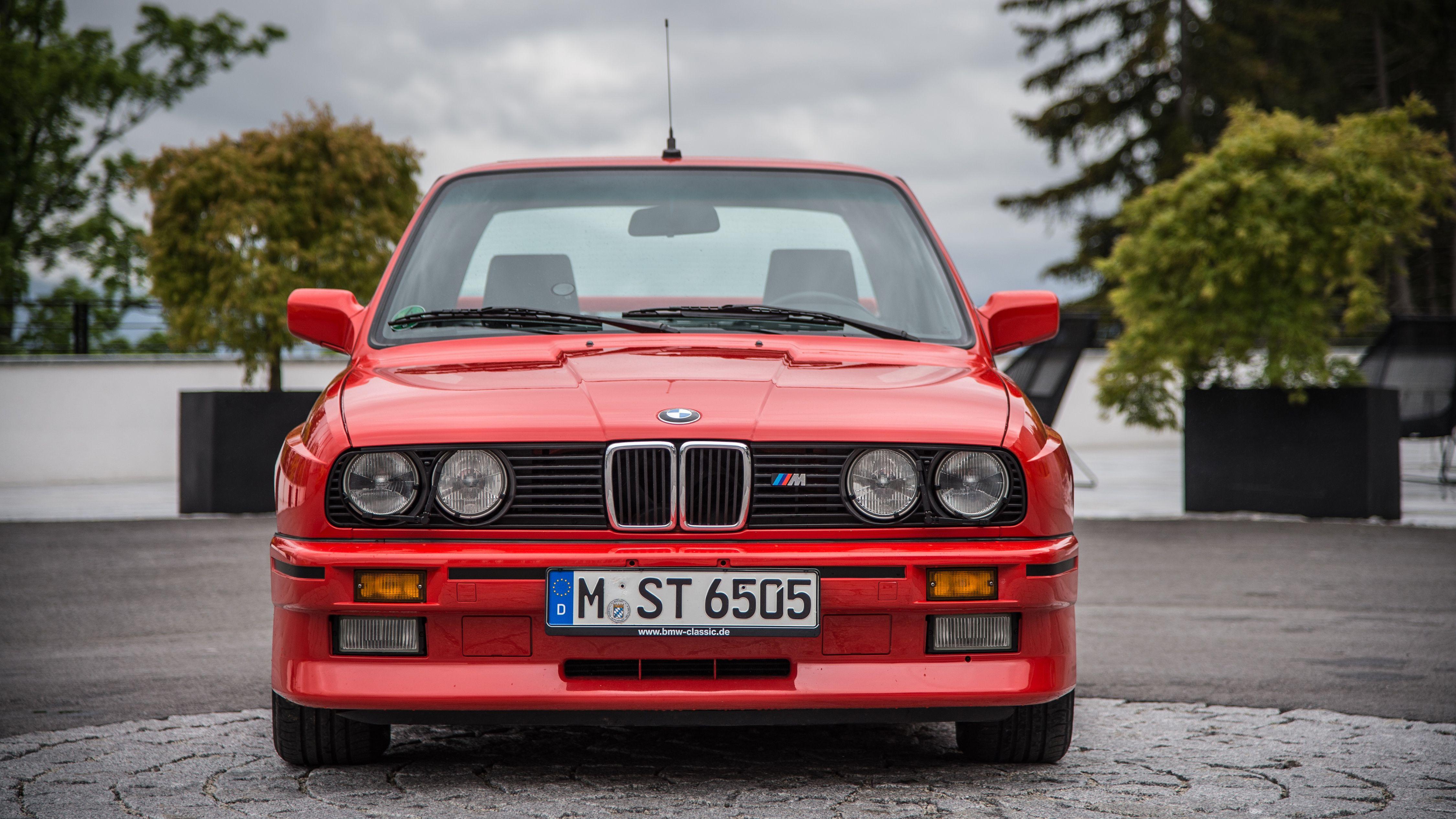 Bmw m3 coupe e30 1986