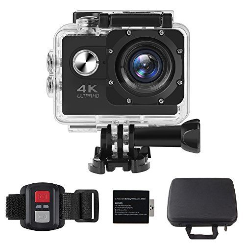 Check Out The Latest Geek Gear 16mp Underwater 4k Camera Geek