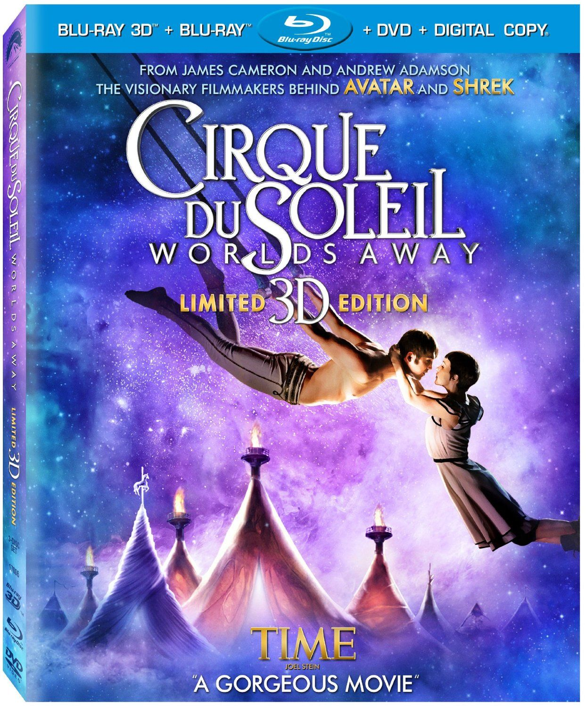 Cirque Du Soleil - Worlds Away (2013) ($21.45)