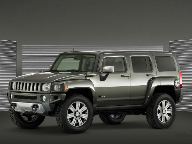 2016 Hummer H3 Concept Awesome