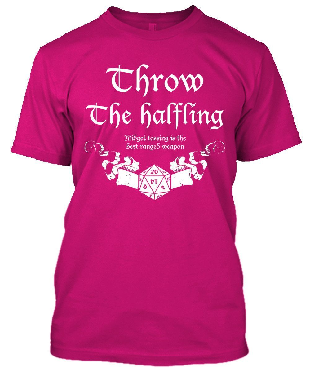 Throw The Halfling