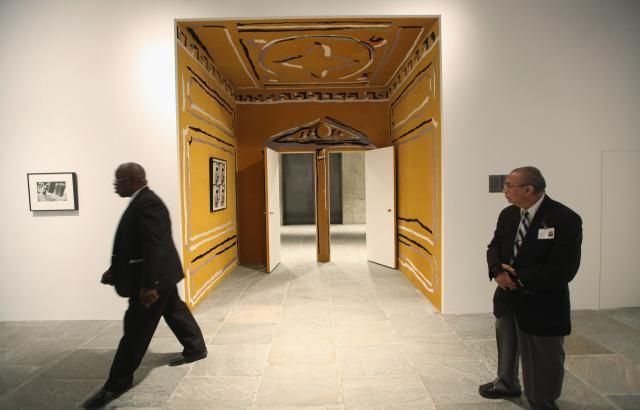 Art Museum Security Guard Job Description Salary Skills More